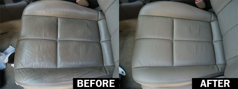 How To Get Blood Out Of Leather Seats