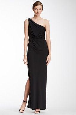 Snejana Knit Evening Dress