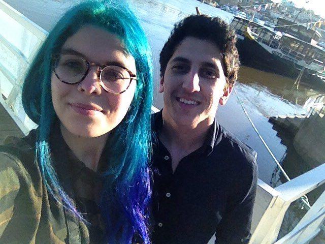 Que venham mais dias assim ! #porto #ribeira #spring #sunnyday #douro #cousins #goodtimes  @goncaloalmi by almirante68