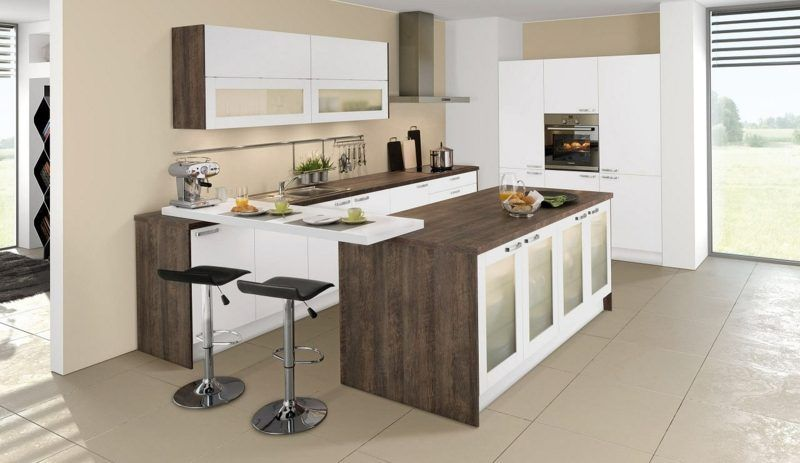 Küche selber bauen Tipps und Ideen für die kleine Wohnung - kücheninsel selbst gebaut