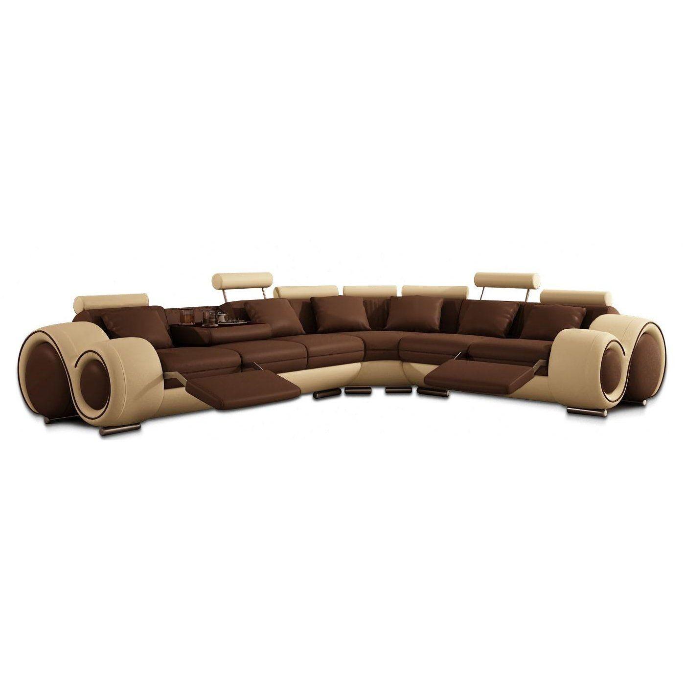 Vig Furniture 26 4 2833 Modern Sectional Sofa ATG Stores