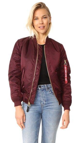 d9de34cd4d0 ALPHA INDUSTRIES Ma-1 Reversible Bomber Jacket.  alphaindustries  cloth   dress  top  shirt  sweater  skirt  beachwear  activewear