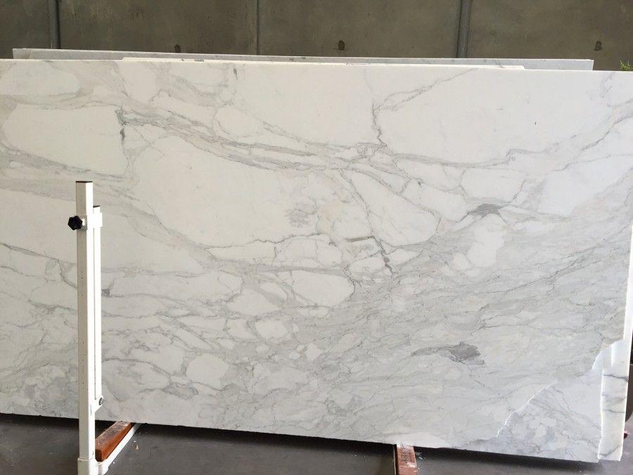 Calacatta Oro Marble, honed, block no 1194. Available at Marable Slab House in Sydney #marable #marble #calacatta