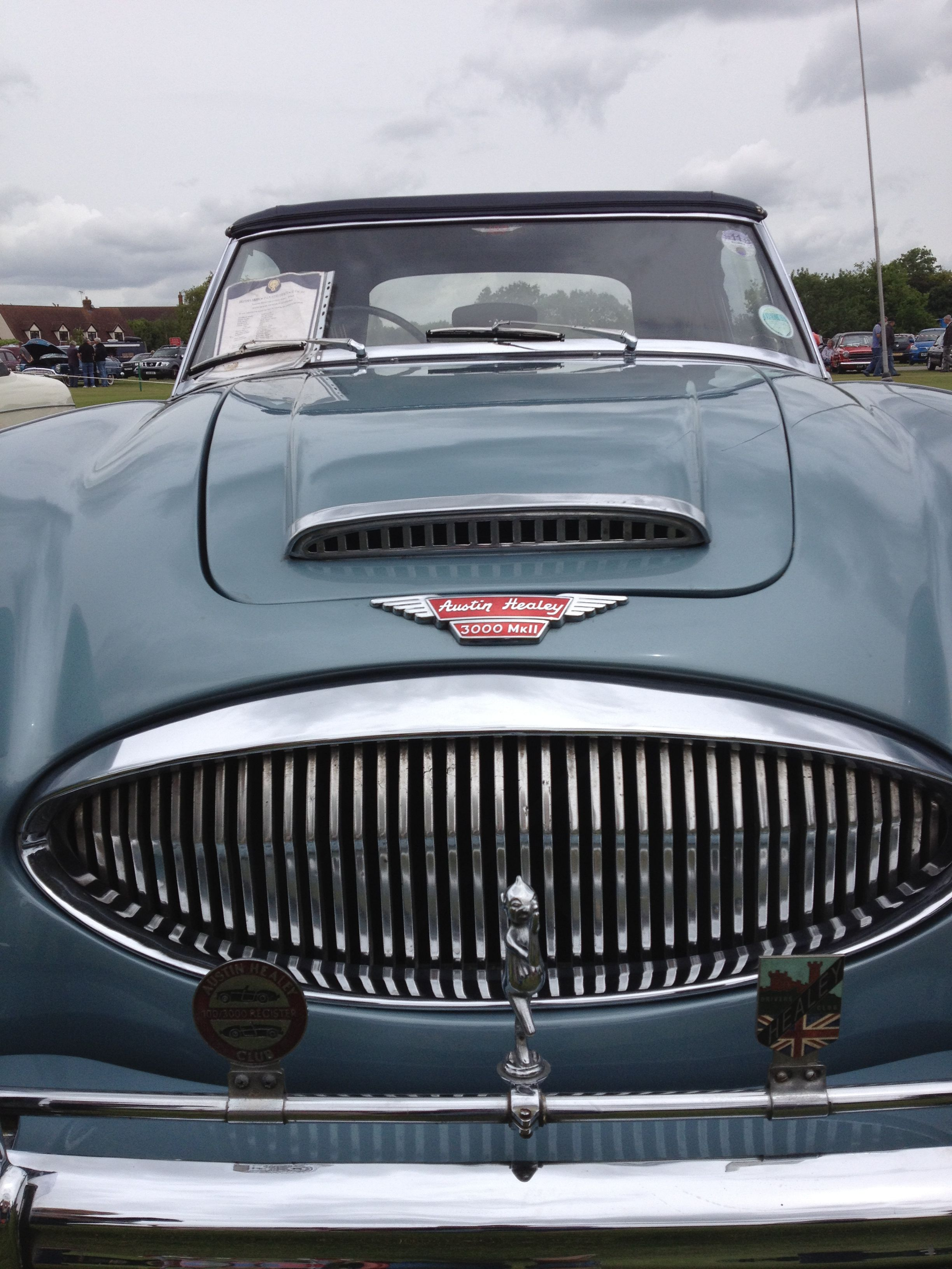 More of the Austin Healey
