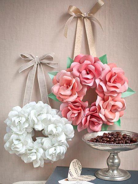 Como Fazer Uma Rosa De Papel Linda Como Deve Ser Flores De Papel