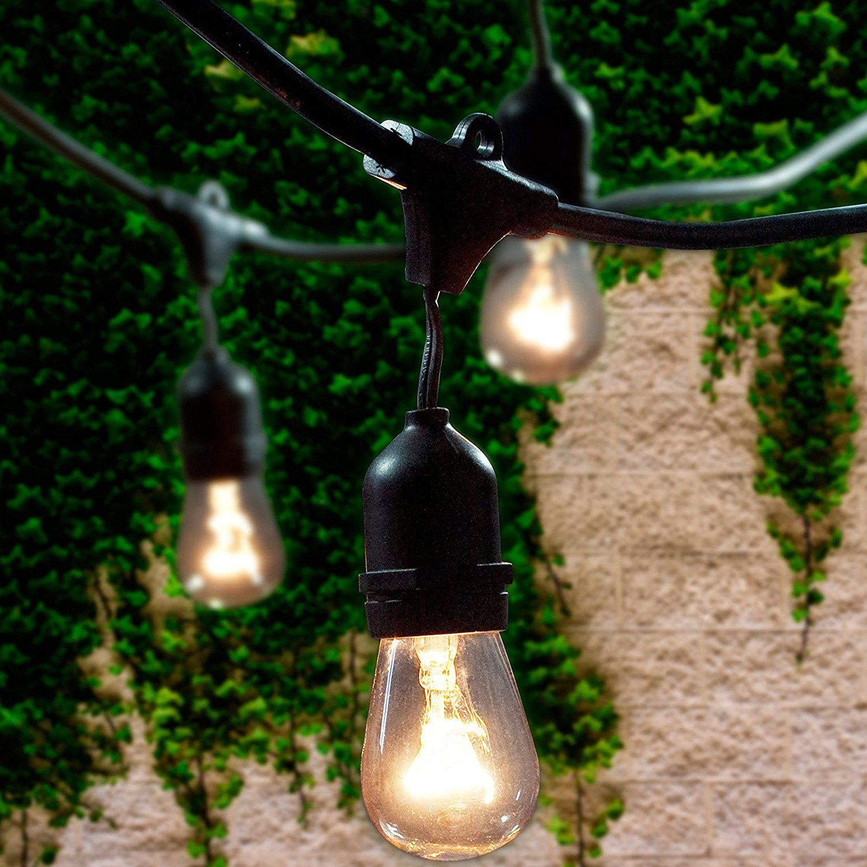 Outdoor Commercial String Light Set