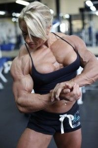 Women and Muscle. great article.....forgot all about that whole bone density thing...BONUS!