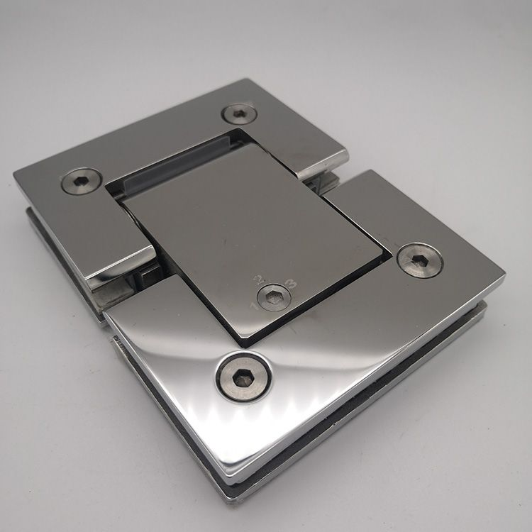 Stainless Steel 180 Degree Double Side Hydraulic Adjust Solf