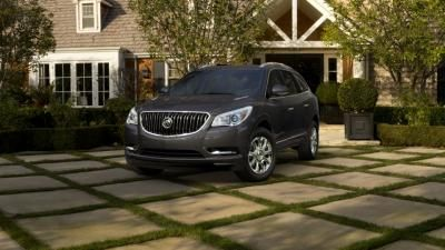 2014 Buick Enclave Luxury Crossovers Buick Enclave Crossover Suv