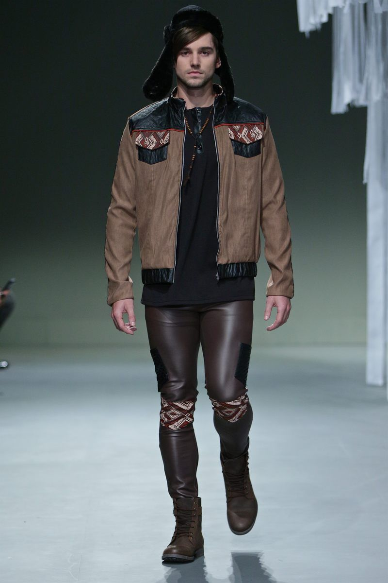 Hombre Fall/Winter 2016 - South Africa Fashion Week | Male Fashion Trends