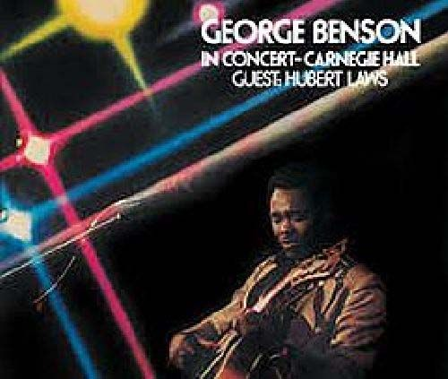 "Recorded on January 11, 1975, ""In Concert-Carnegie Hall"" is an album by  George Benson. TODAY in LA COLLECTION on RVJ >> http://go.rvj.pm/6dp"
