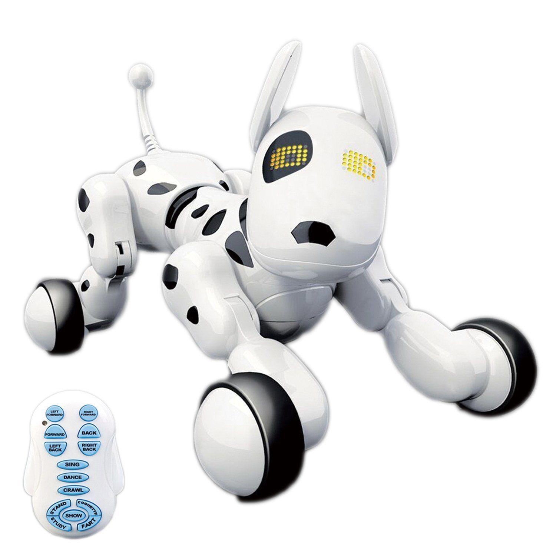 Hi Tech Wireless Remote Control Robot Interactive Puppy Dog