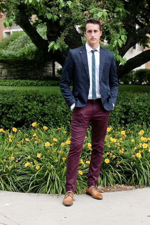 Perfect Plum Pants Perfect Pin Pure Perfection Mens