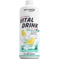 Vital Drink Konzentrat - 1000ml - Kräuterlimonade Best Body Nutrition #nutritionhealthyeating