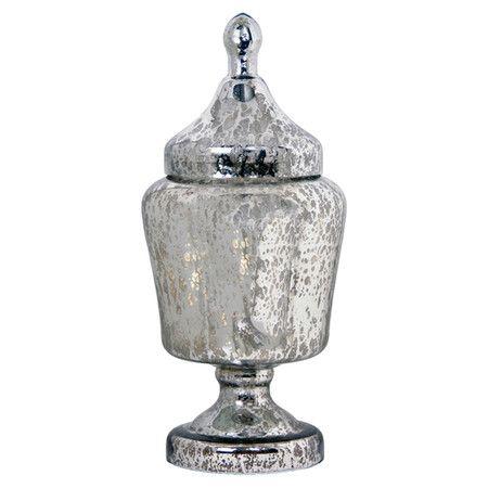Mercury Glass Apothecary Jar Product Apothecary Jarconstruction
