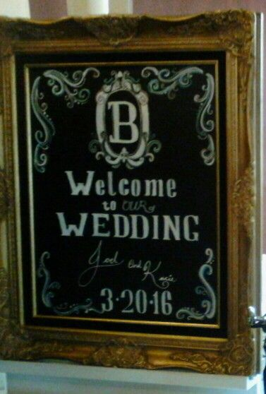 From my son's wedding!