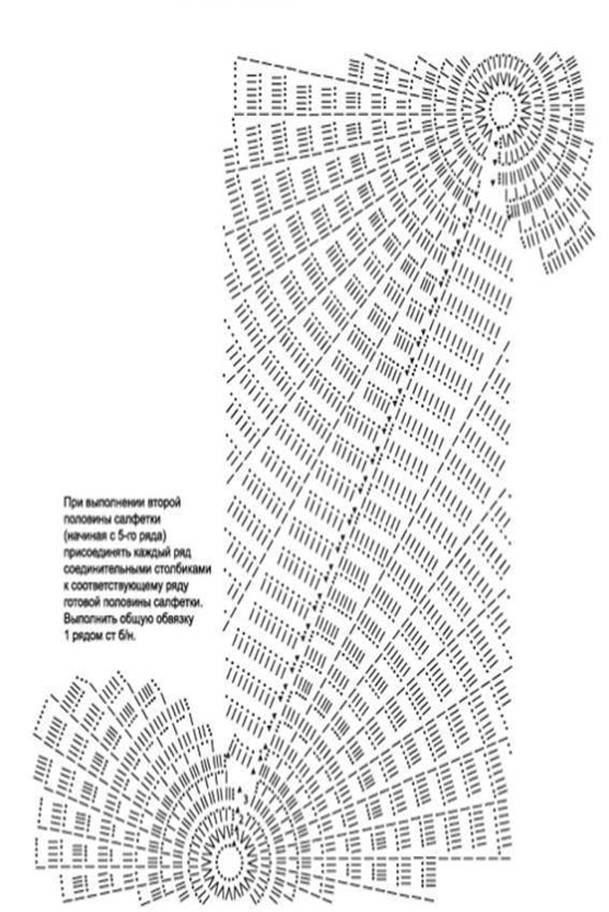 Häkelmuster-Fundgrube: Deckchen | вязание | Pinterest | Häkelmuster ...