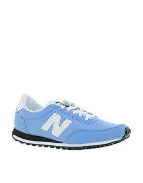 brand new c0253 66dbf Aumentar Zapatillas de deporte azules 410 de New Balance