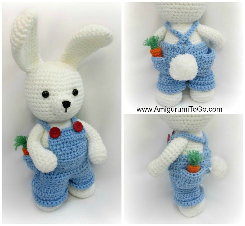 video pantalon | amigurumi | Pinterest | Croché, Patrones y Amigurumi