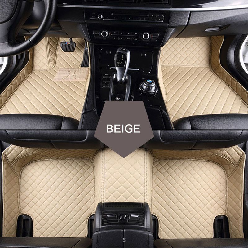 Custom Fit Car Floor Mats For Lincoln Mkt Mkx Mkc 3d Car Styling Heavy Duty All Weather Rugs Carpet Floor L Car Floor Mats Waterproof Car Custom Car Floor Mats