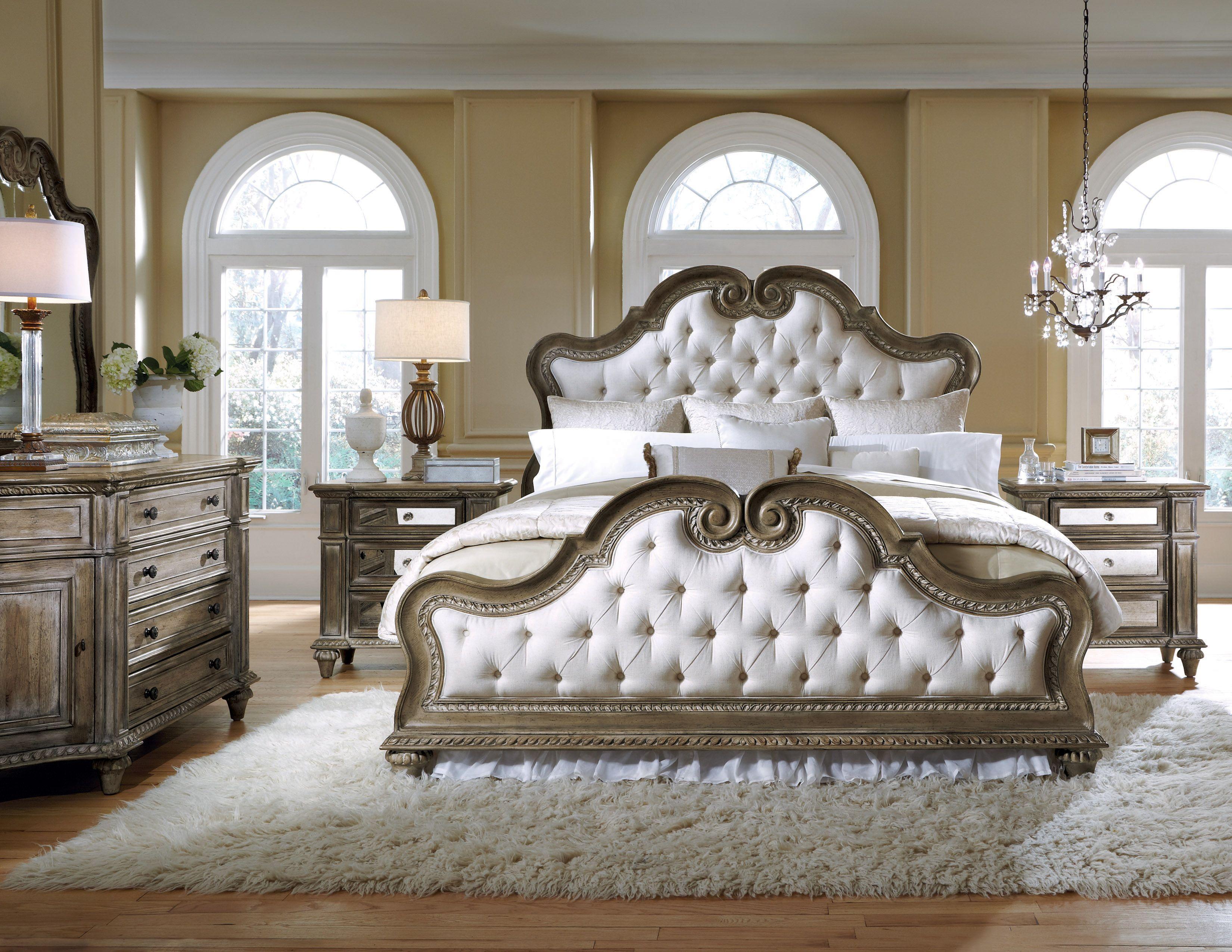 NEW PHOTOS Accentrics Home Bedroom Arabella Furniture