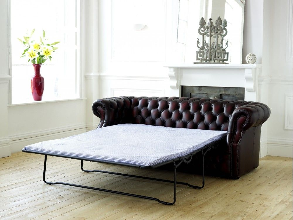 Looking For Leather Sofa Bed? Visit Us And Enjoy A Full Range Of Handmade  Chesterfield Leather Sofa Bed Made From Vintage Leather And Soft Aniline  Leather.