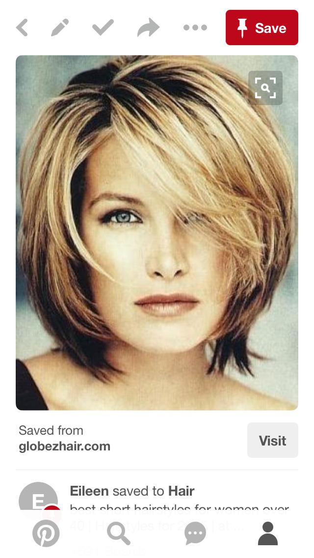 Pin Von Maria Deuring Auf Frisuren Frisuren Graue Haare