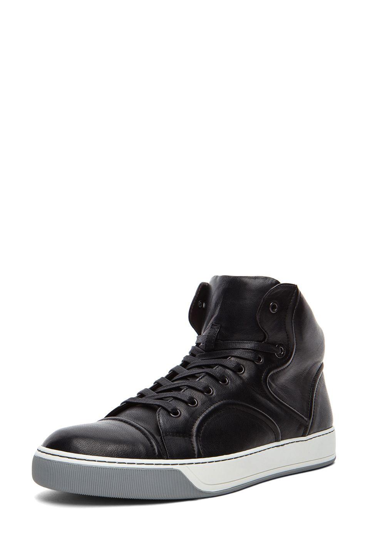 Black Sport Sneakers Lanvin jWisifw
