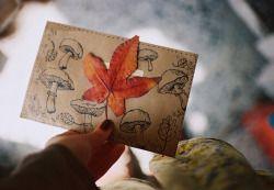"""convexly:  """" handrawn envelope by niña de otoño on Flickr.  """""""