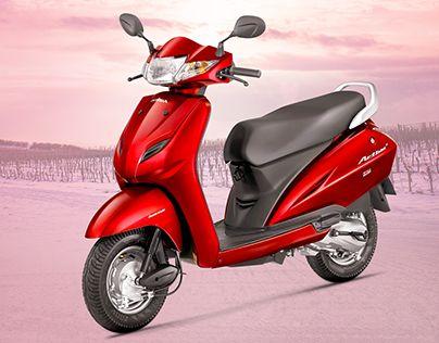 Pin About Honda Motorcycles On Honda Activa Branding