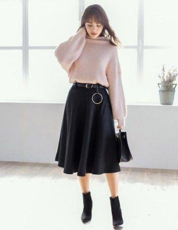 【20代後半女性の春の服装】レディースファッションコーデ