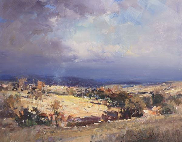 Knight Sunlightshadow Seascapes Art Australian Art Landscape Paintings