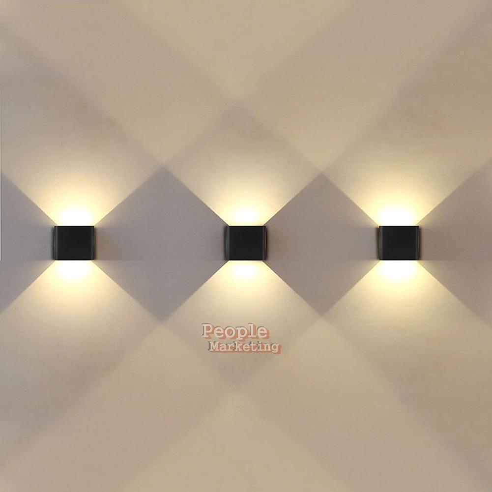 6W Wall Light Modern Up & Down LED Sconce Spot Light