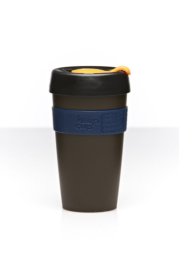 saving nature with my new KeepCup Renegade (L)