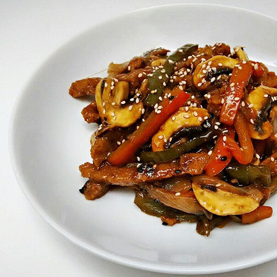 Como Cocinar El Seitan | Teriyaki De Seitan La Gloria Vegana Recetas De Cocina
