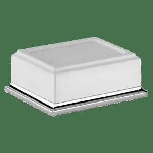 46425 Gessi Eleganza Freestanding Soap Holder Bathroom