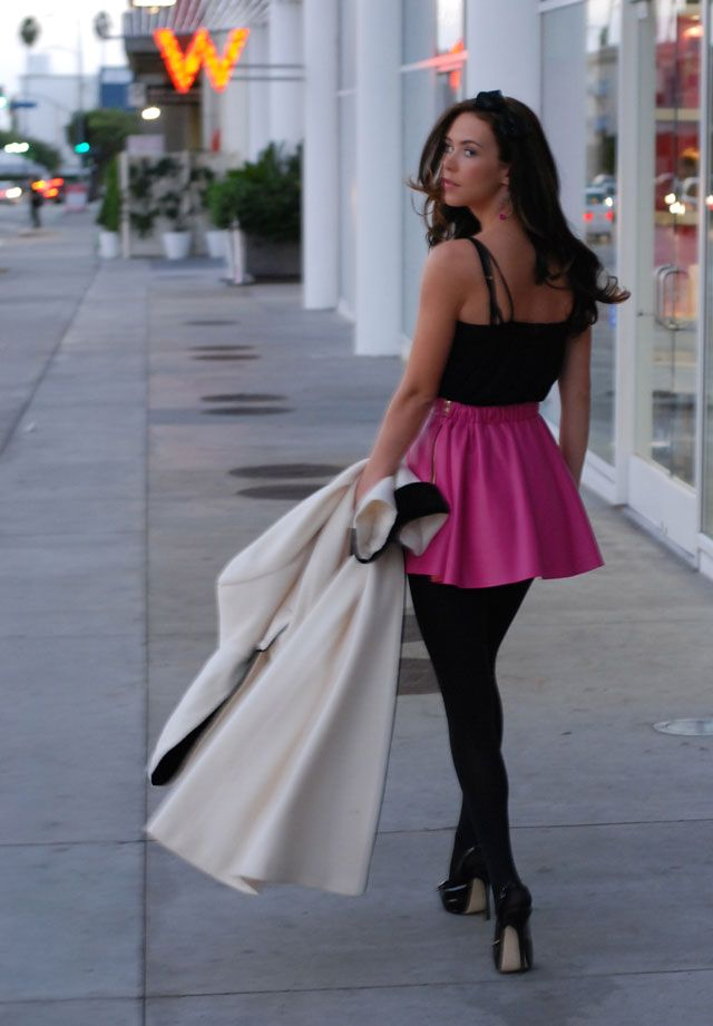 Short Skirt Long Jacket | Kier Couture: My Blog and style and ...