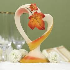 autumn-wedding-cake-topper