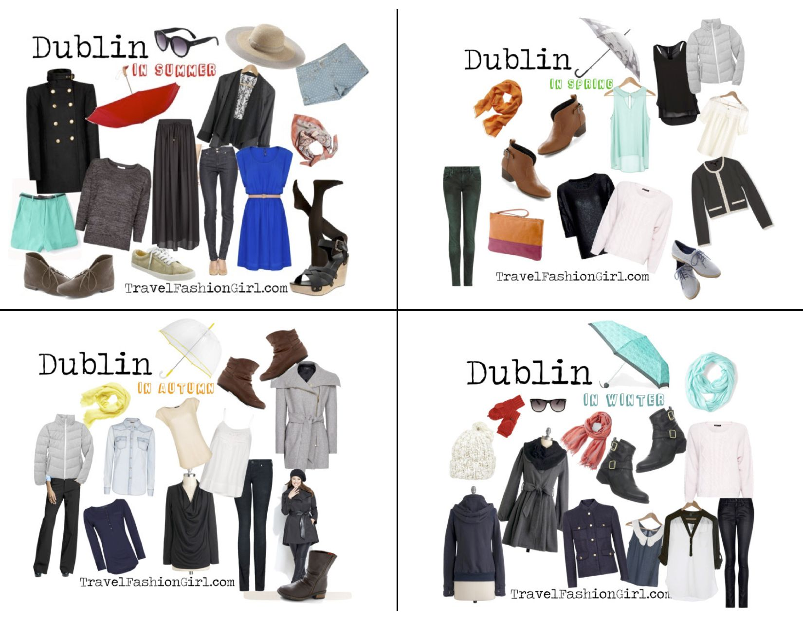 What To Wear In Ireland Packing List Ideas For Dublin Dublin Ireland And Packing Lists