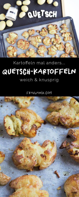 Quetschkartoffeln #vegetariangrilling