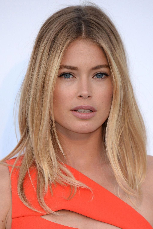 Doutzen Kroes Cannes Wow! Red carpet beauty, Hair