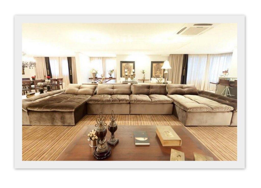 Sofá lindo e confortável