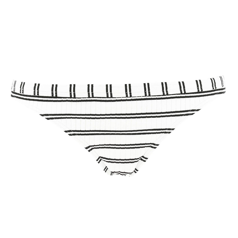 Bas de maillot de bain slip brésilien SEAFOLLY Inka Stripe