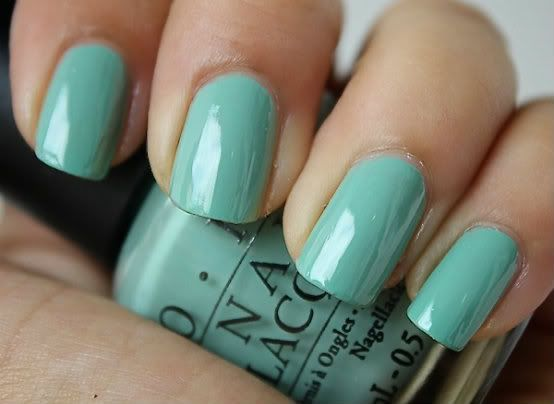 nail polish colors opi turquoise