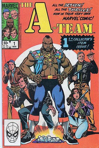 Combat Trading card tv show #31 by Jimmy Tyler, via Flickr