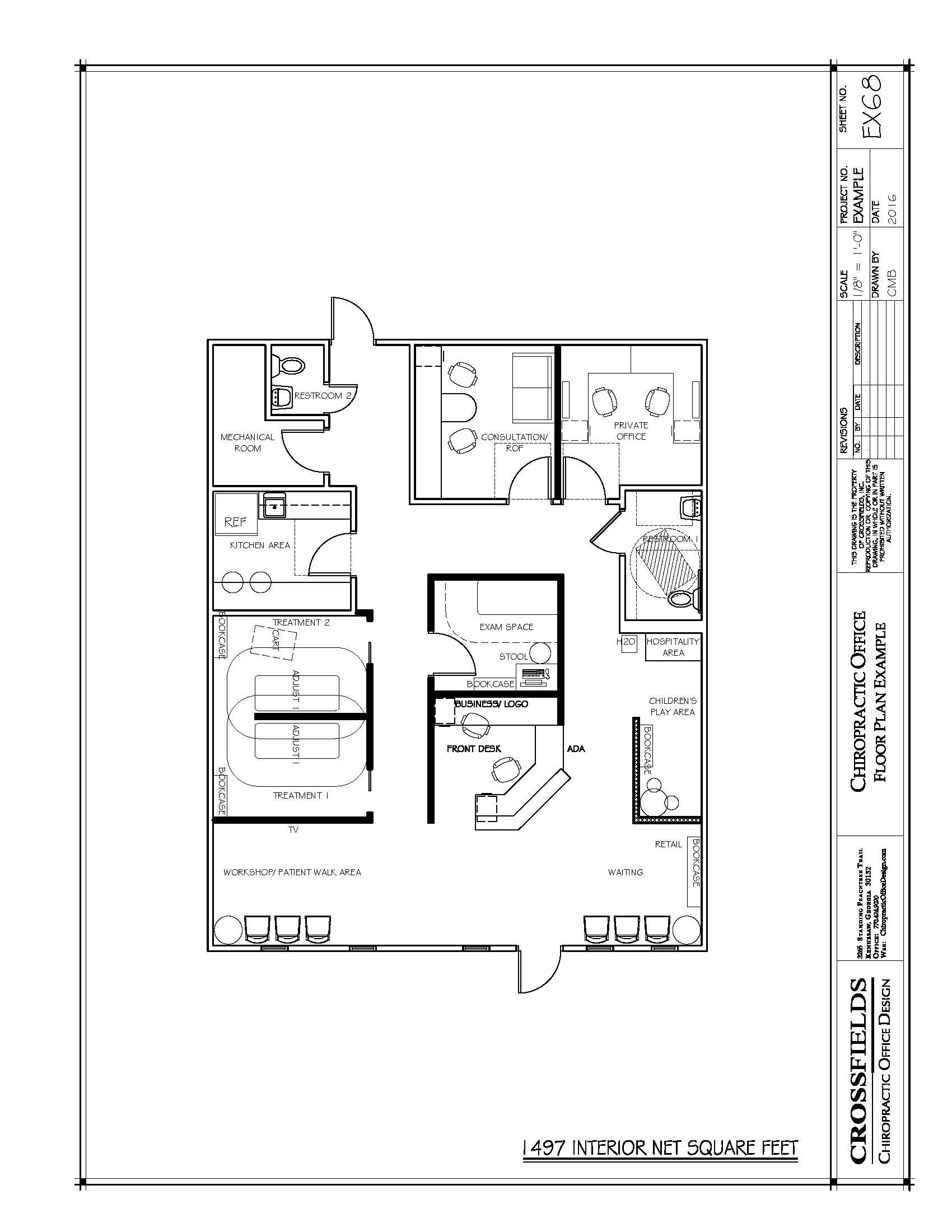 Office floor plan samples three with office floor plan for Free sample floor plans