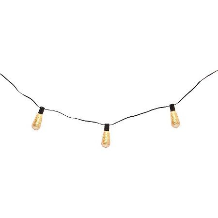 UL 10ct Indoor/Outdoor String Light- St12 Light Bulb Silver Finish Bulbs - Smith & Hawken™ : Target