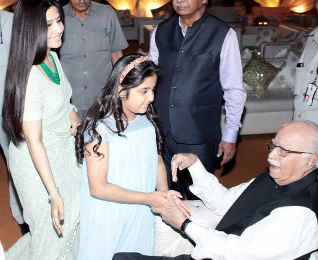 Amar Singh hosts reception party for Mulayam Singh's nephew