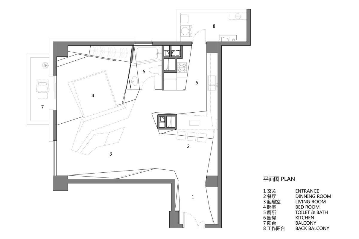 Cool Futuristic Style Home Interiors Futuristic Home House Interior House Design