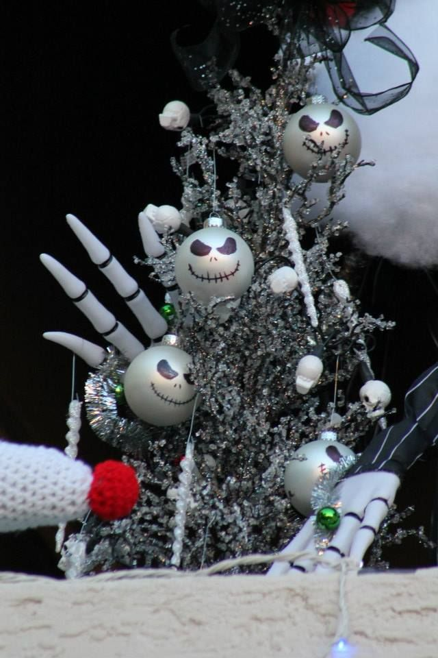 nightmare before christmas / christmas party-treejpg Nightmare - the nightmare before christmas decorations